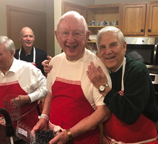 Valley View Senior Cooperative Men's Breakfast Group